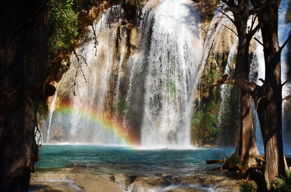 mejores cascadas de México