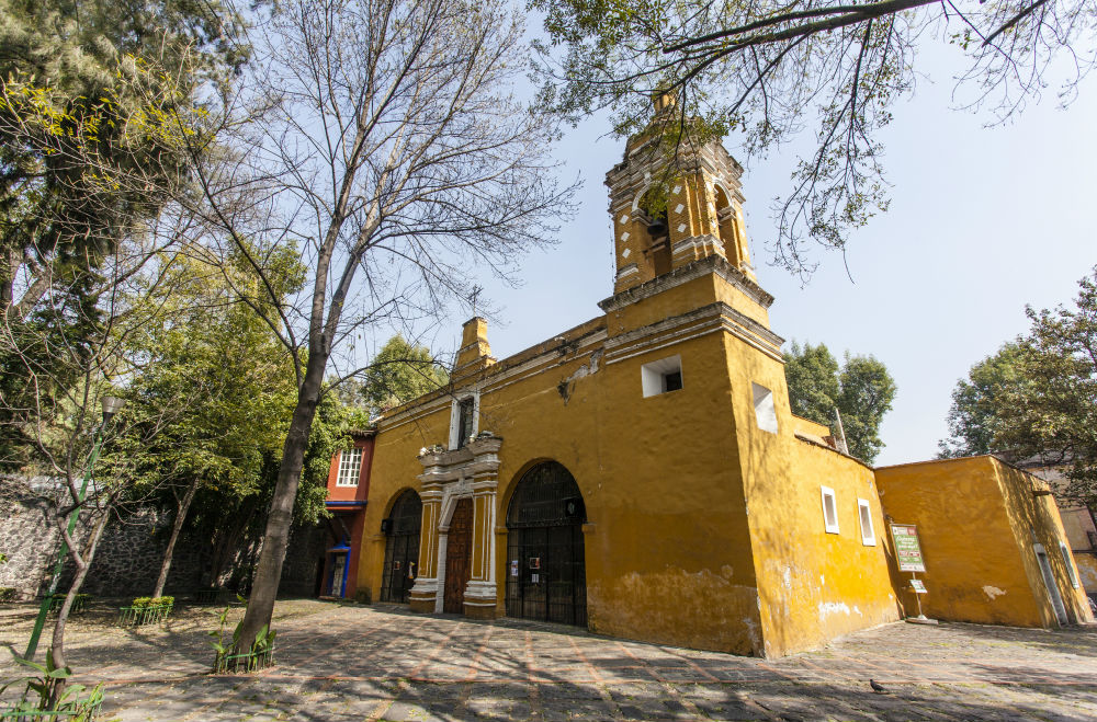 Coyoacán-mexico-city