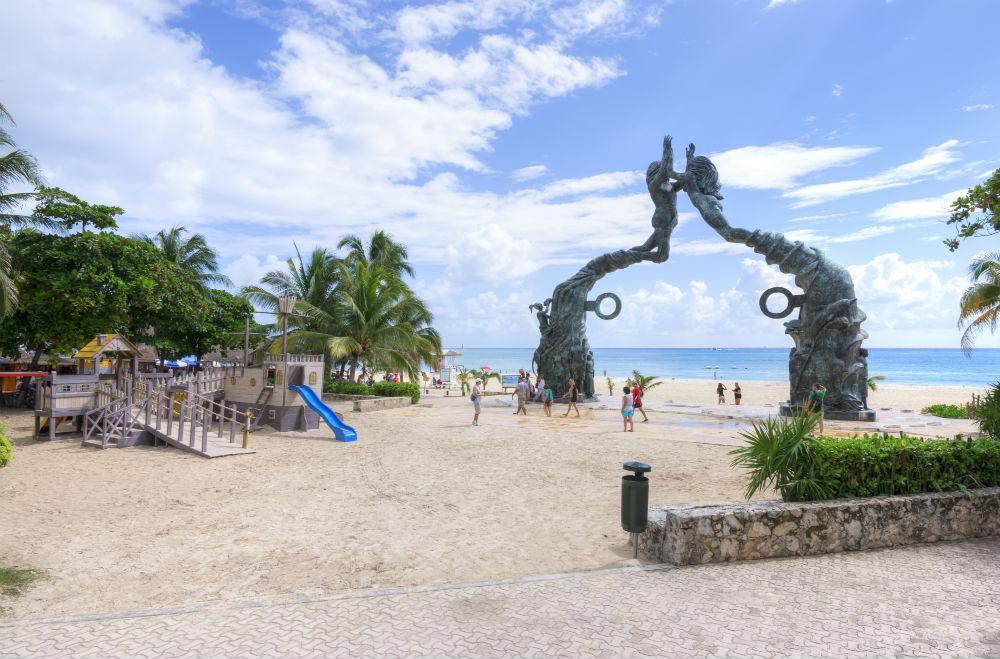 Playa del Carmen and Ciudad del Carmen