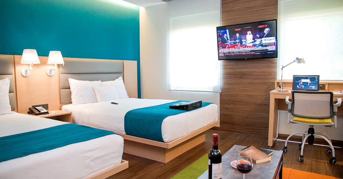 Por qué City Express es un hotel SMART