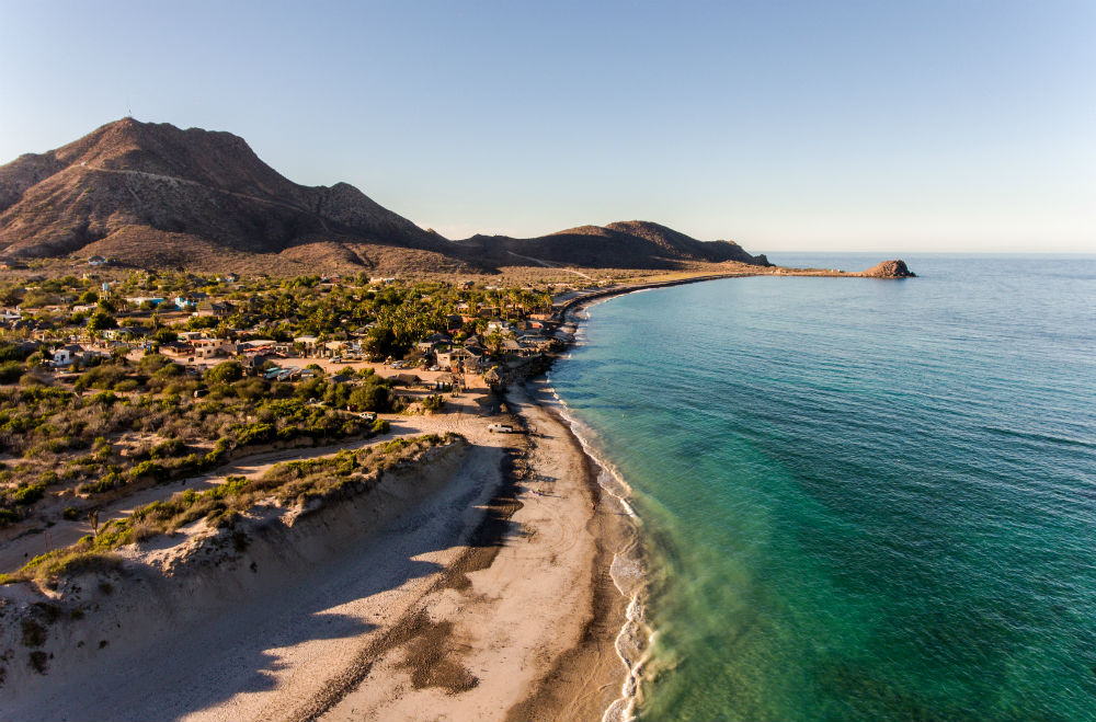 Hidden Beaches Los Cabos