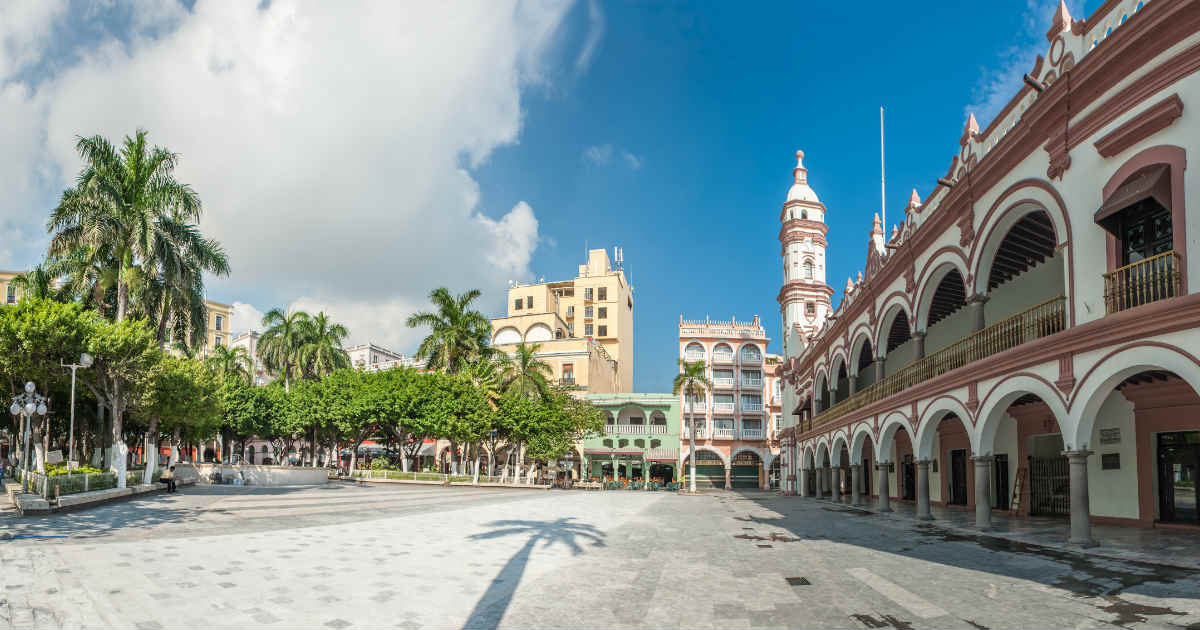 weekend in Veracruz
