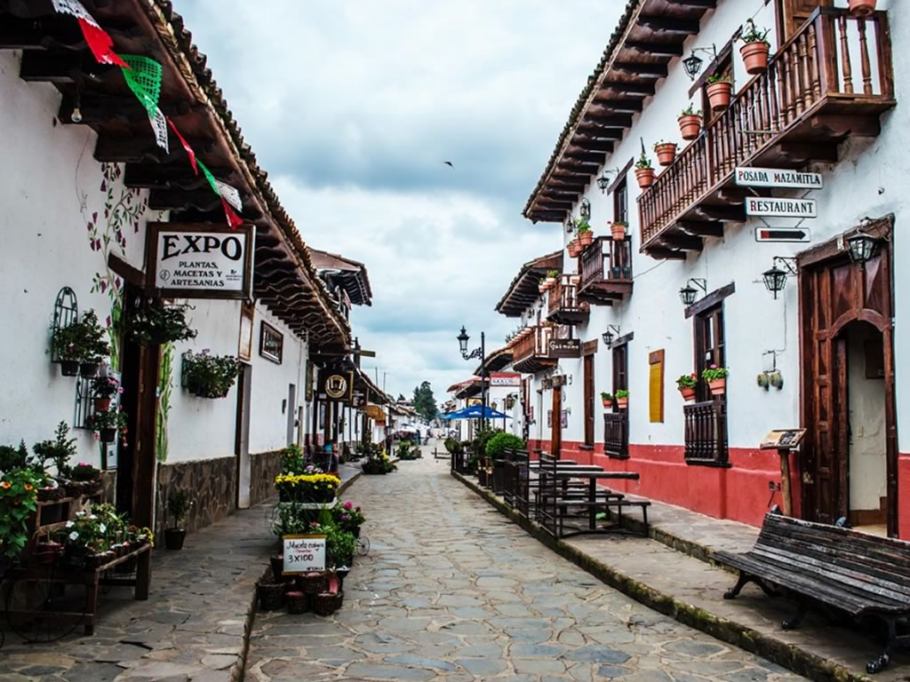 Mazamitla, uno de los mejores destinos diferentes en México.