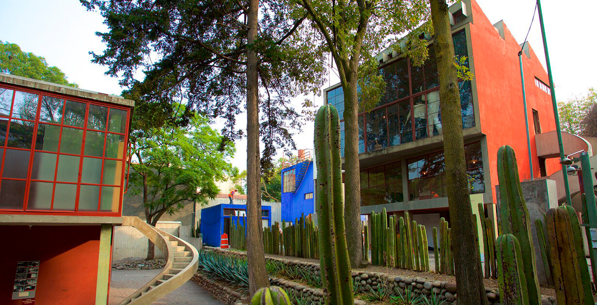 Reliving Diego Rivera and Frida Kahlo's love story in Mexico City