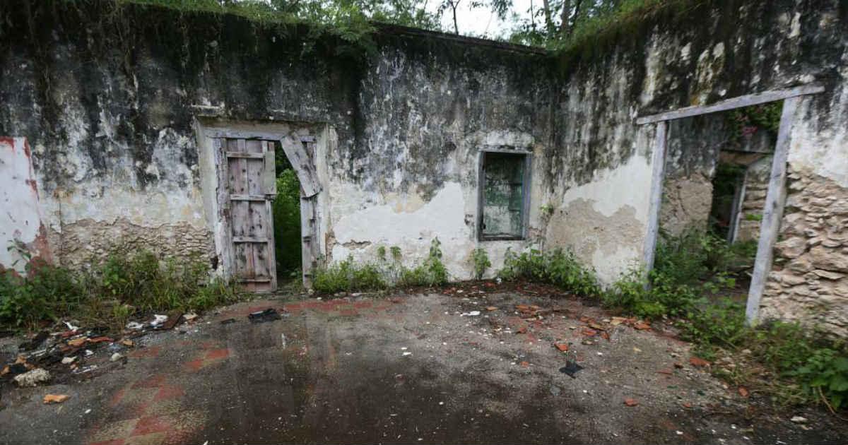 Misnebalam, pueblo fantasma en Yucatán