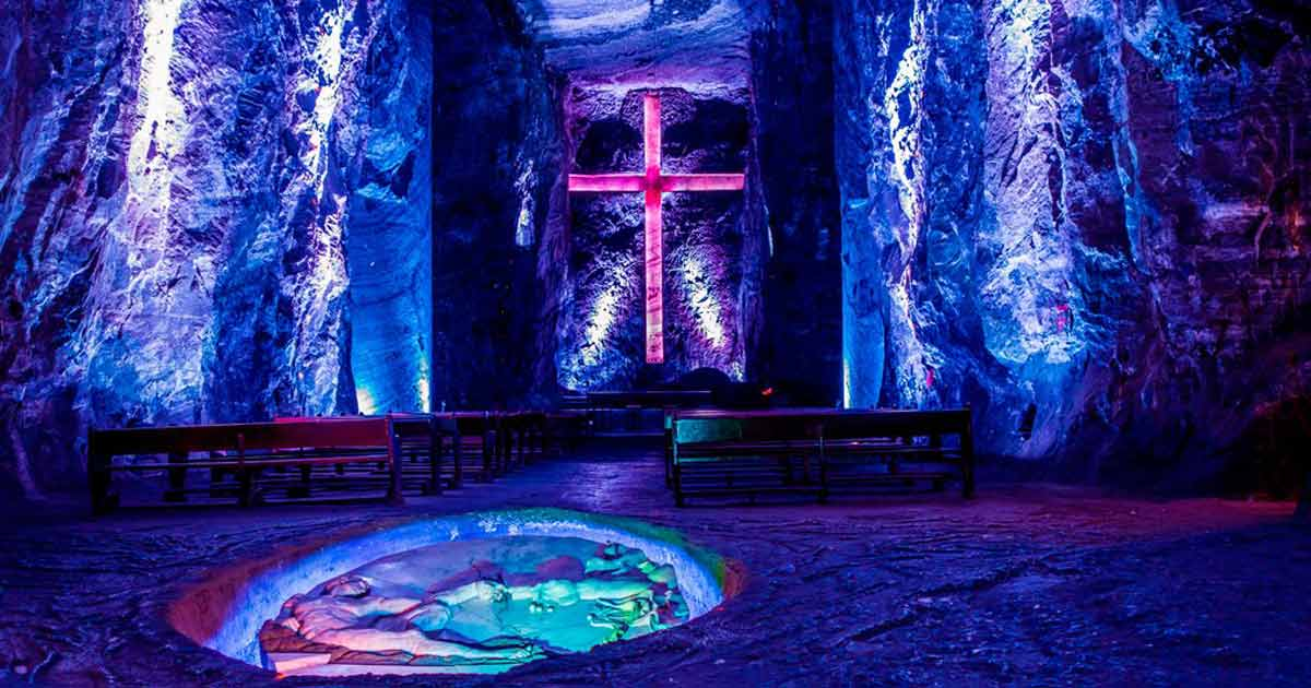 Underground worship: a trip to the Salt Cathedral of Zipaquirá