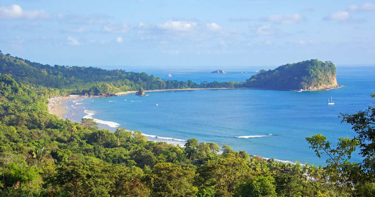 Beach vs. jungle: experience both at Costa Rica
