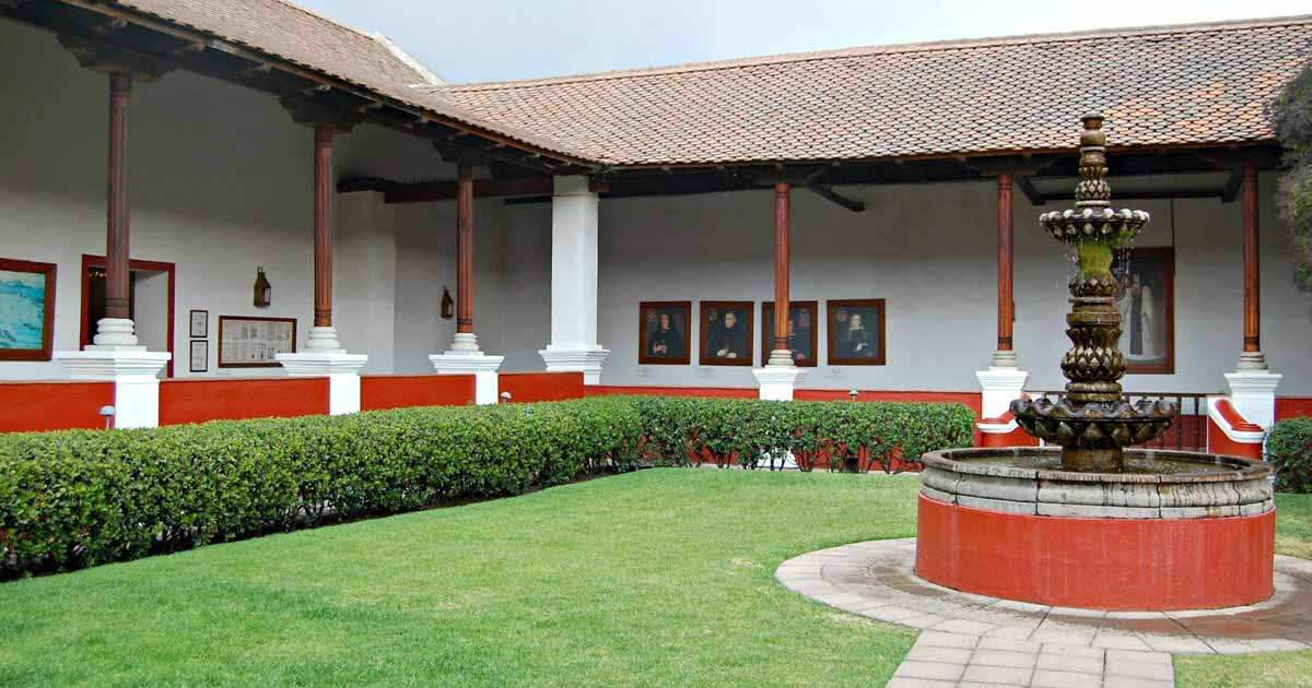 Hacienda Panoaya: peek into the life of Sor Juana, Mexico's first female poet