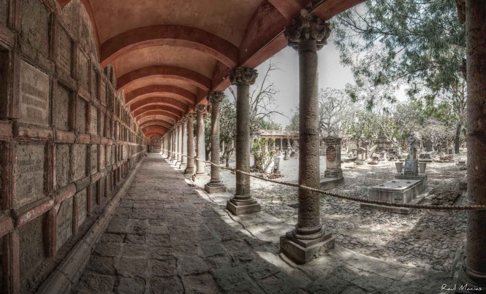 Venture into the most historic and mysterious graveyards in Mexico