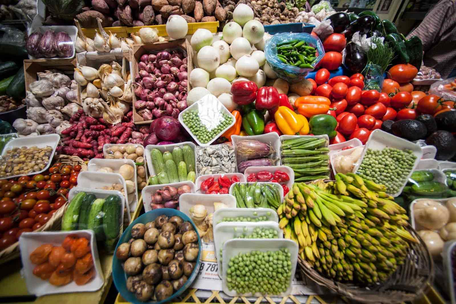 5 traditional markets in Mexico to have the best food