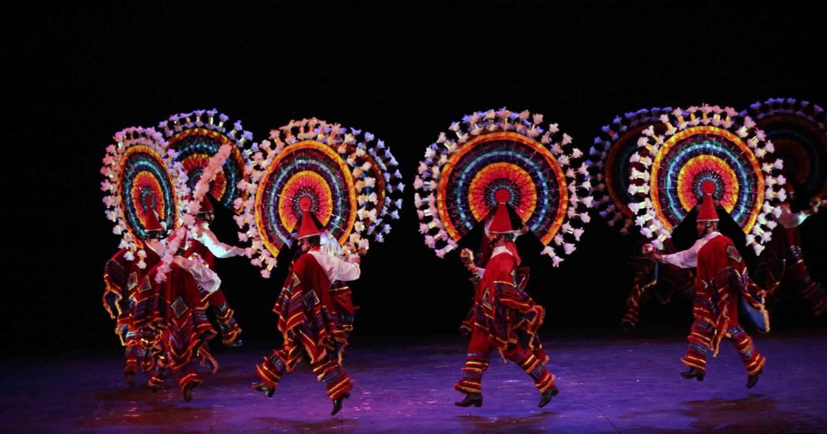 Danza de los Quetzales Puebla