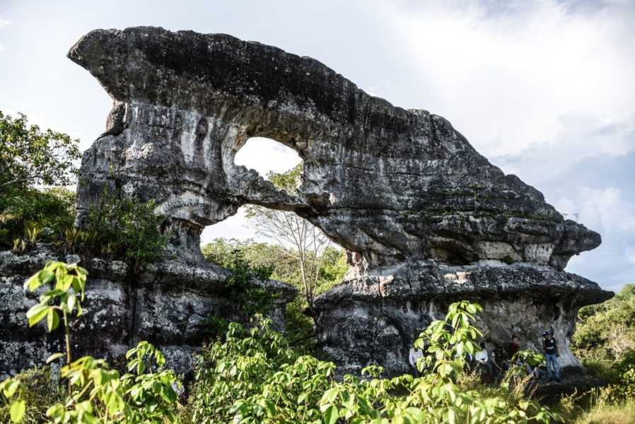 Discover the mysterioous stone cities of colombia