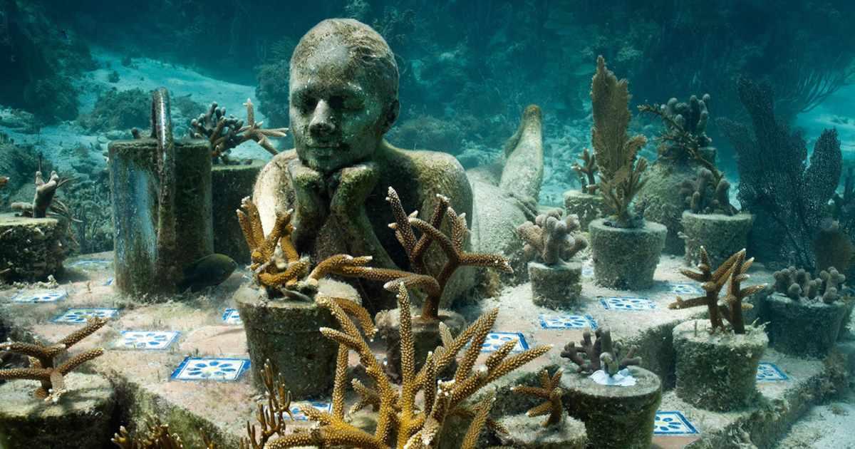 Museos Subacuático Isla Mujeres