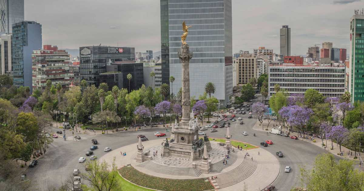 que hacer cerca del angel independencia