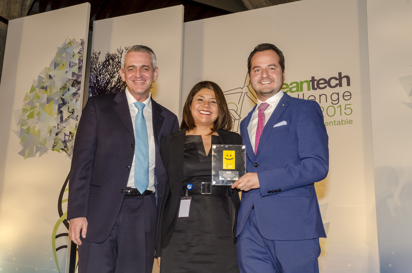 Premio City Express Cleantech 2015