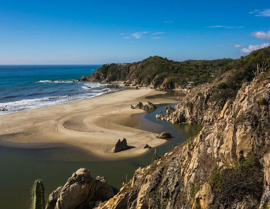 A guide to the most secret, secluded beaches in Oaxaca
