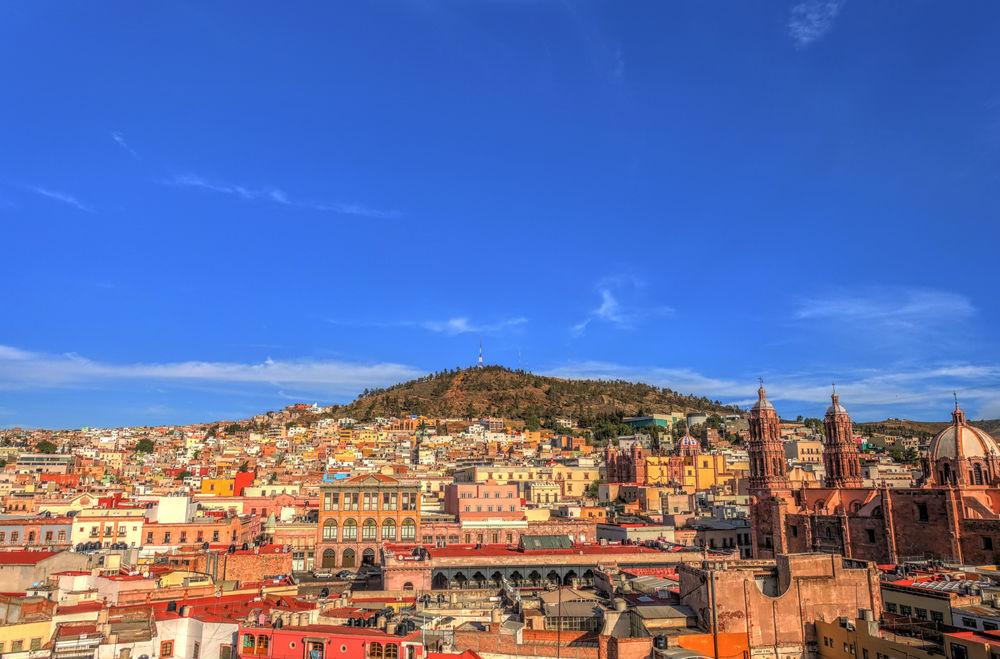 Zacatecas Patrimonio Cultural